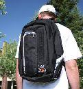 Рюкзак с усилителем и динамиками