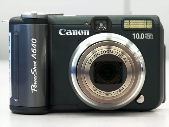 Canon PowerShot A710 IS, A640 и A630