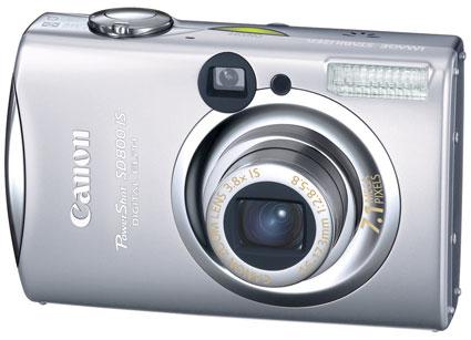 Canon Digital IXUS