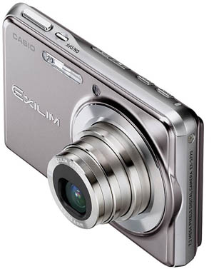 Casio EXILIM CARD EX-S770 - ������� �� Casio