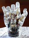 Искусственная рука для игры на фортепиано