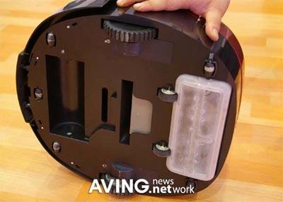 Steamer - очередной робот-пылесос