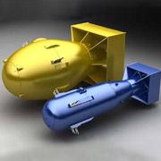 Атомная бомба - не маленький предмет