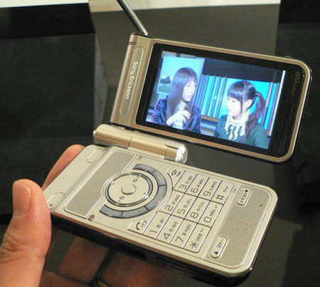 Sony Ericsson W44S