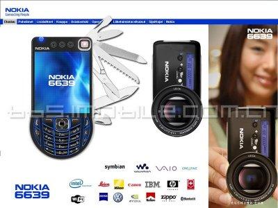 Nokia 6639