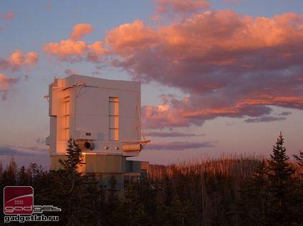 Телескоп в Аризоне