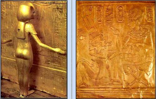 Сокровища фараона глазами первооткрывателей