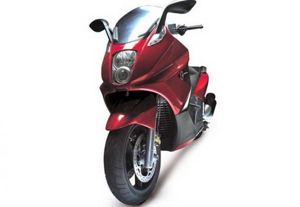 Макси-скутер Gilera GP 800