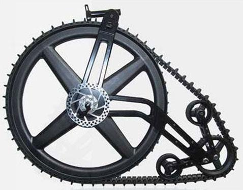 Но и горные велосипеды им вскоре наскучили, и потому ребята из этой фирмы решили сделать нечто, на чём можно было бы...