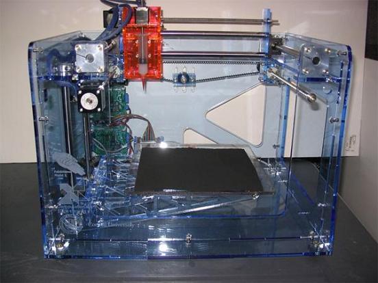 Своими руками за 2400 3d принтер сканер