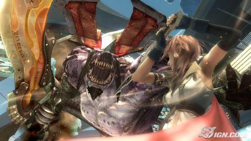 Демоверсия Final Fantasy XIII