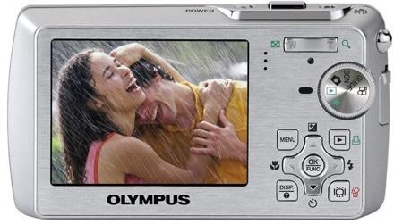 Olympus Stylus 760