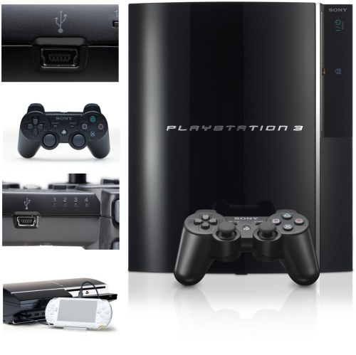 PlayStation 3 стоит ?599