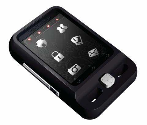 Neonode N2: ����������� ����� iPhone
