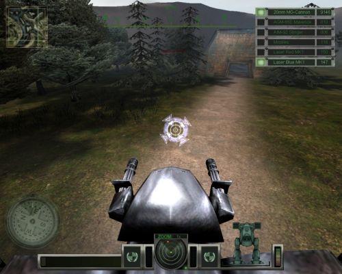 Военные роботы игра
