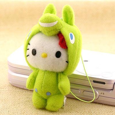 Японские украшения для телефонов