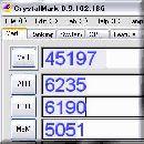 CrystalMark 2004 v.0.9.123.327
