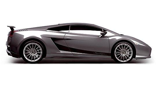 Lamborghini Gallardo Superleggera – новый суперкар