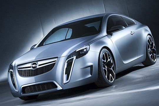 Gran Turismo Coupe - ��������� ���������� �� Opel