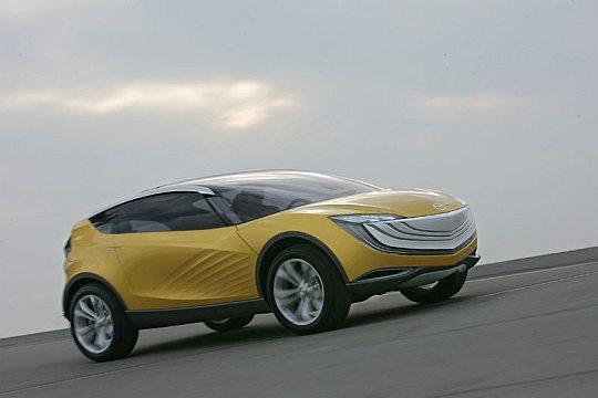���������� Mazda Hakaze