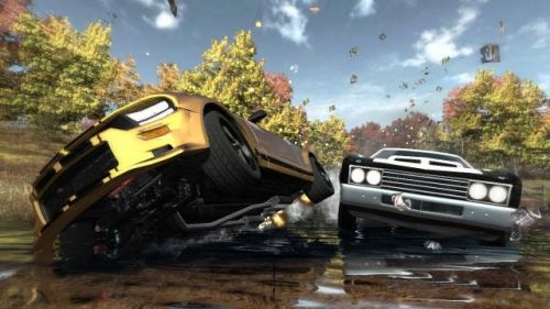 ��������� ������� FlatOut Ultimate Carnage