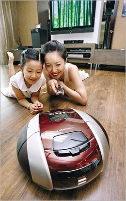 Корейские роботы наступают