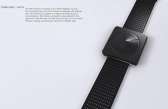 Darklabel Revol и Retroxis - два прототипа