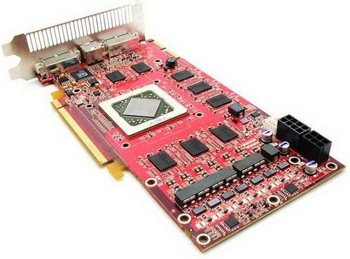 ����� ������ �� R600/RV6x0 � ���� Radeon X2900