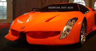 Lamborghini Alar представлен официально