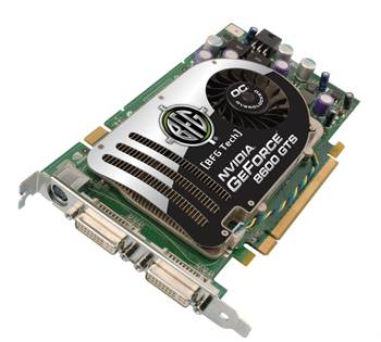 NVIDIA GeForce 8600 GTS OC 256MB