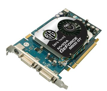 NVIDIA GeForce 8600 GT OC 256MB