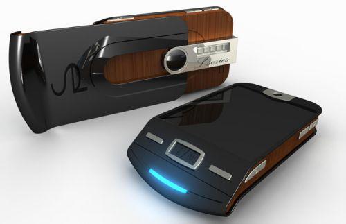 Дизайнерский телефон S-series