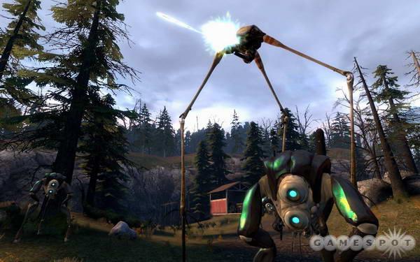 Half-Life 2: Episode Two: новые детали