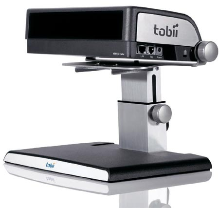 Tobii Eye Tracker - ��������� �� ��������������
