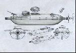 Исследователи обнаружили первую подводную лодку