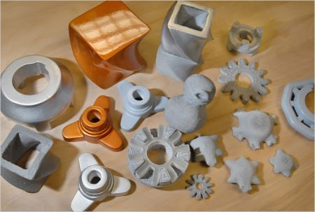 Desktop Factory 3D-принтер