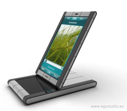 BYB Balance - концепт мобильного «для богатых»