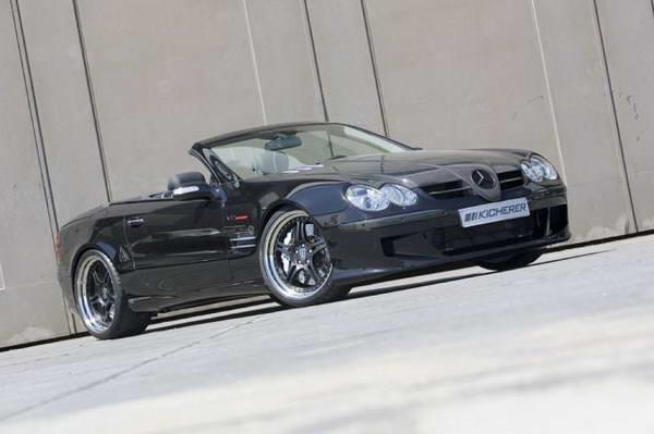 Kicherer SL K60 EVO Black