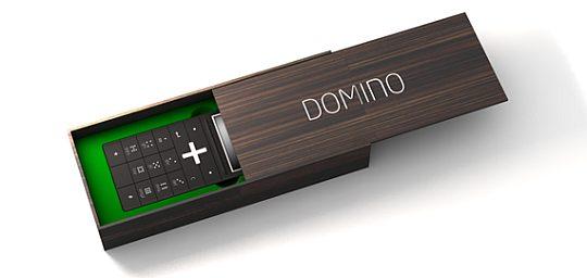 Телефон Domino от дизайн-студии Syntes