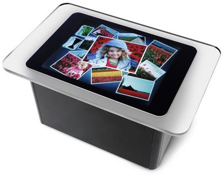 Microsoft Surface — кофейный стол-компьютер