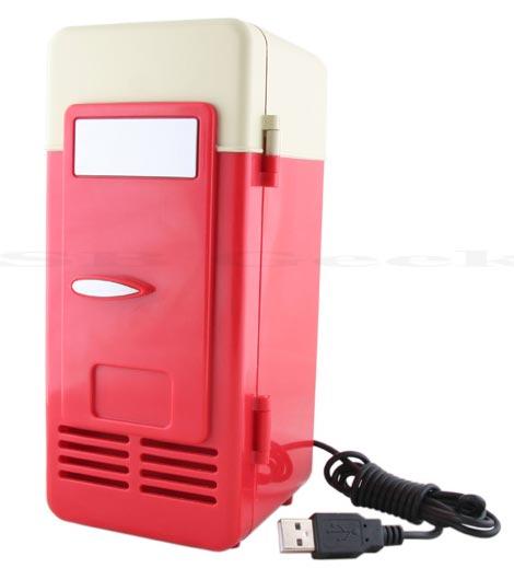 Личный USB-холодильник: спасение от жары