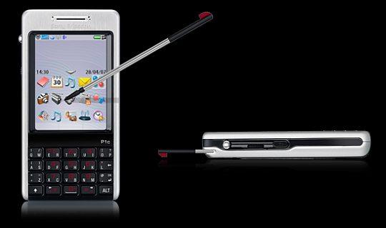 Sony Ericsson P1 – одобрен FCC