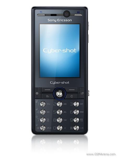 Sony Ericsson K810 - ����� �������� Cyber-shot