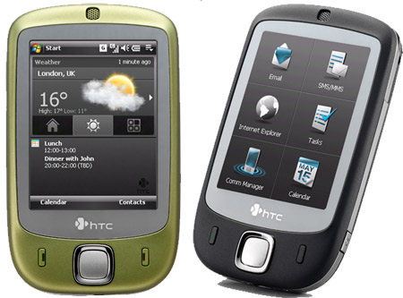 HTC Touch �������� � �������