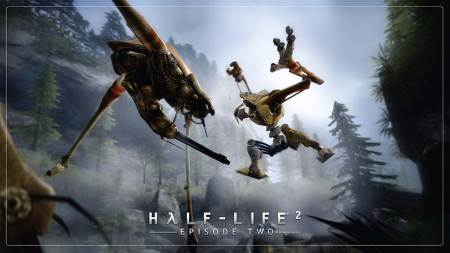������ ���� ������ Half-Life 2: Episode Two