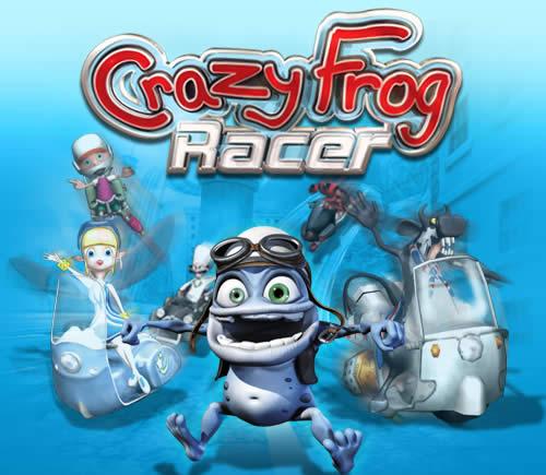 crazy frog видеоклип: