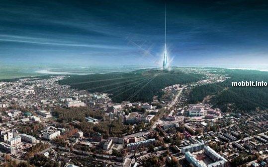 Сибирский бриллиант - удивительный проект здания