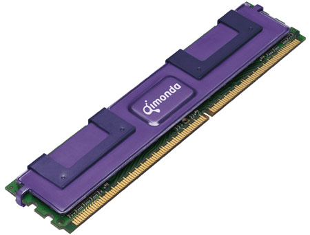 ������ 8-�� ������ FB-DIMM DDR2 quad-rank