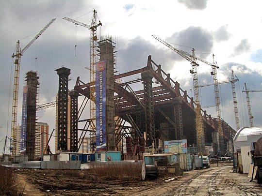 Всесезонный горнолыжный комплекс в России
