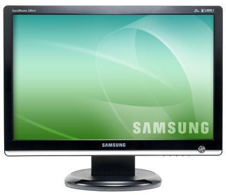 Samsung 245BW и 226CW